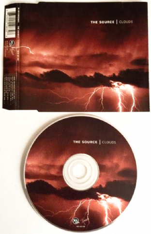 Source (The) - Clouds (CD Single) (EX/VG)